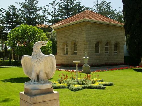 Bahá'u'lláh Bahjí i